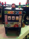 M&M's World Slot Machine Candy Dispenser New with Tags