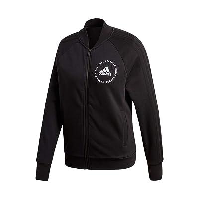 .com : adidas Athletics Sport ID Bomber : Clothing