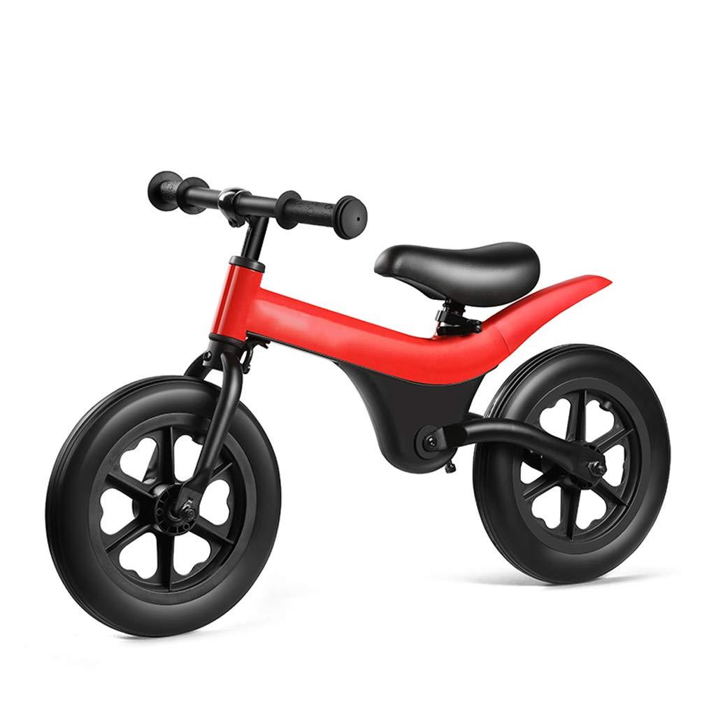 precios ultra bajos rojo Scooter ZHAOSHUNLI Bicicleta de Equilibrio Equilibrio para niños niños niños Coche sin Pedal Bicicleta Bebé Caminando Juguete Caminar 2-3-6 años (Color   amarillo)  tienda de venta