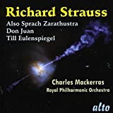 Richard Strauss Tone Poems: Also Sprach Zarathustra; Don Juan; Till Eulenspiegel