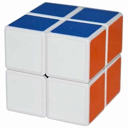 6 opinioni per Coolzon® Cubo Magico 2x2x2 Speed Puzzle Magic Cube Velocità Twisty Giocattolo