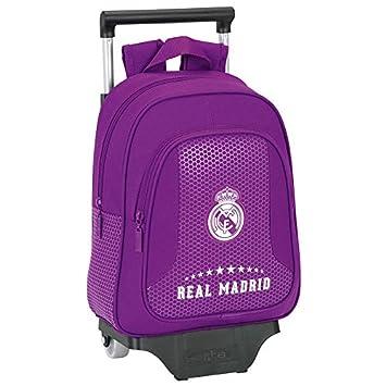 Safta Trolley REAL MADRID Purple 33 cm 4Dq6e