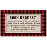 MyExpression.com 48 cnt Lumberjack Baby Shower Book...
