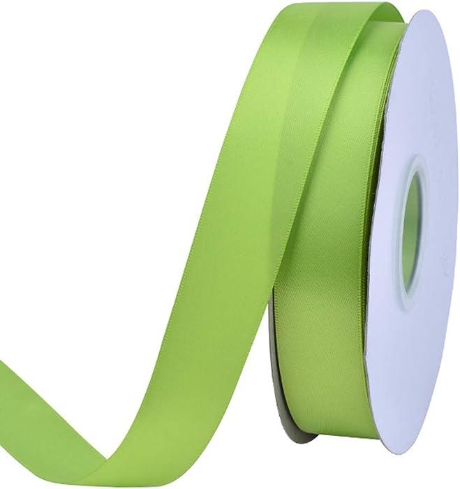 The Best 1 Apple Green Ribbon
