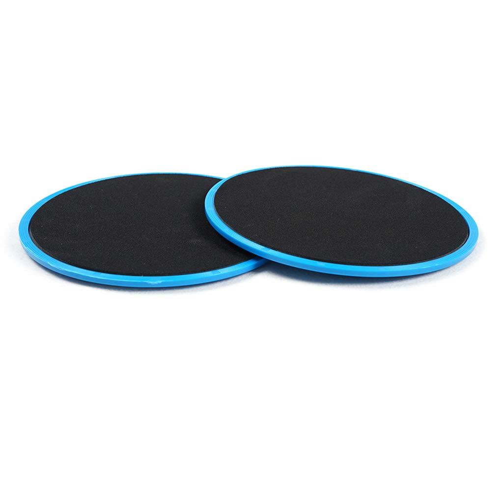 KKCD Gliding Discs Yoga Core Sliders Gleitende Discs - Fitness Core Stä rke Heimtraining Bauchmuskeltraining Koordinationsfä higkeit Pilates-Gleitscheiben