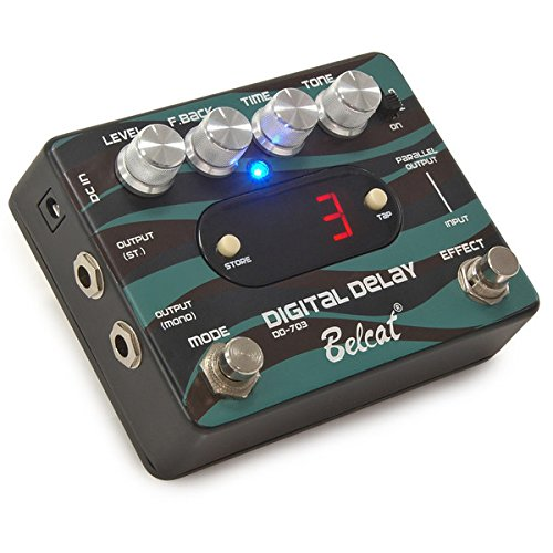 Belcat DD-703 Digitales Delay-Pedal