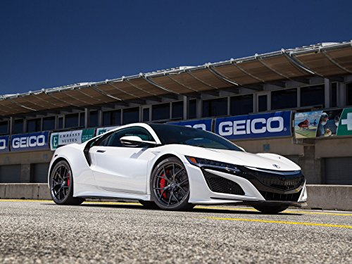 2017 Acura NSX Hot Lap! - 2016 Best Driver's Car Contender