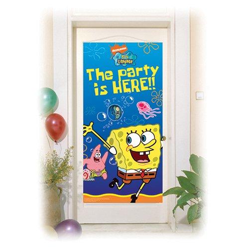 Amscan Spongebob Door Banner