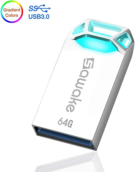 Tablet Waterproof 128GB USB 2.0 Flash Drive Pen Drive Memory Stick Flash Drive Thumb Drive Keychain for Computer PC Laptop Notebook
