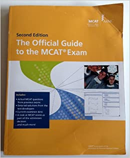 Read now the official guide to the mcatâ® exam, 3rd edition.