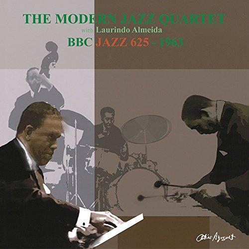 モダン・ジャズ・カルテット with ローリンド・アルメイダ / BBC「ジャズ・625」-1963
