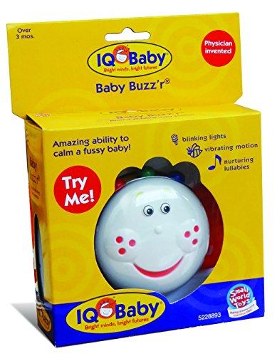 Small World Toys IQ Baby -Original Baby Buzz'R B/O