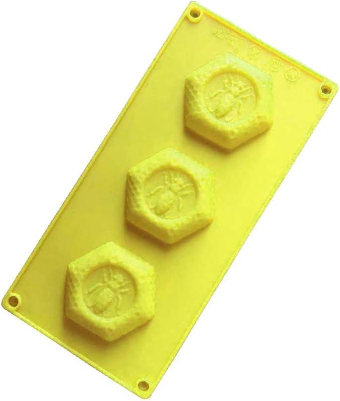 colo aleatorio Moldes de silicona para reposter/ía