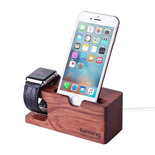Lumsing Natural Rosewood Charging Bracket