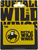 Buffalo Wild Wings Gift Card $25