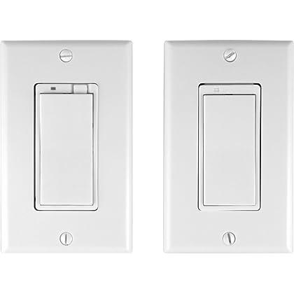 ge 45613 wave. GE 45613 Z-Wave Wireless Lighting Control Three-Way Dimmer Kit, Ge Wave