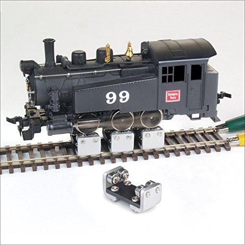 - HO / On30 Locomotive Rollers, Assembled (Set of 4)