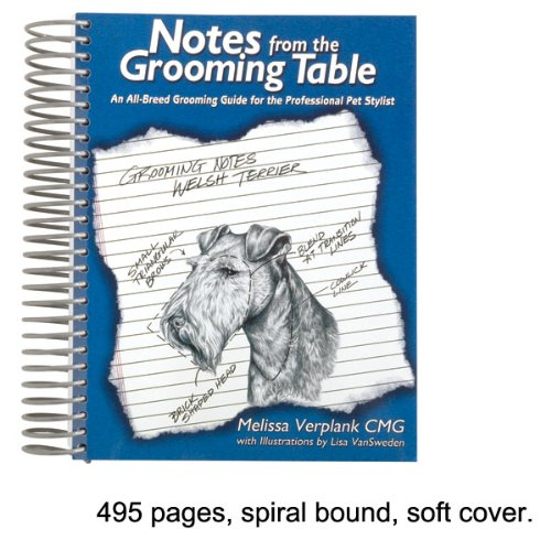 Notes From The Grooming Table Book