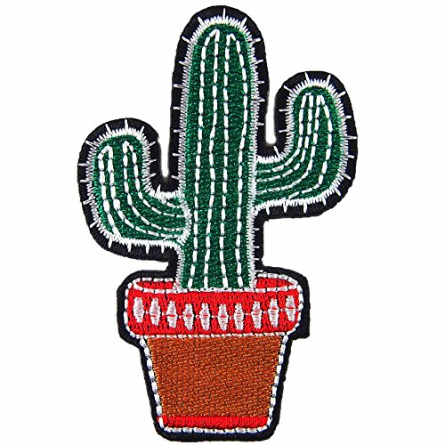 cactus-in-pot-embroidered-iron-on-patch