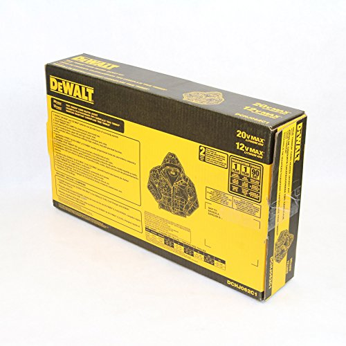 DEWALT DCHJ062C1-L 20V/12V MAX Camo Heated Jacket Kit, Large by DEWALT (Image #7)