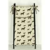 Cotton Tale Designs Houndstooth Hamper