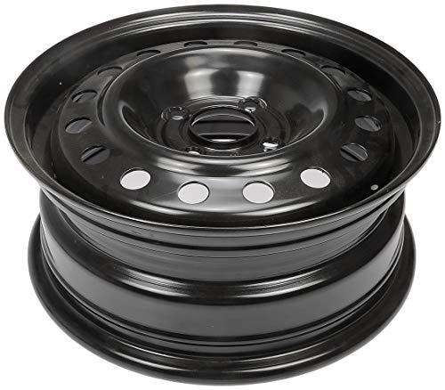"Dorman Steel Wheel with Black Painted Finish (15x6""/4x108mm)"