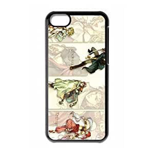iPhone 5c Cell Phone Case Black Fire Emblem The Sacred StonesSLI_849078