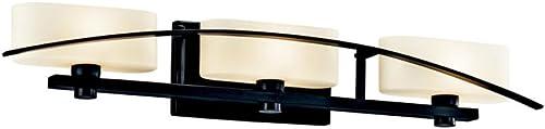 Kichler 45317BK Suspension 3LT Vanity Fixture