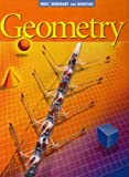 Geometry, Holt, Rinehart and Winston Staff, 003066053X