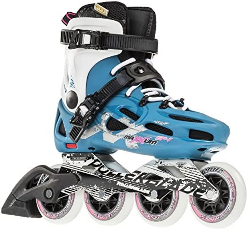 Rollerblade Maxxum 84 Performance Skate with 84mm Wheels SG9 Bearings