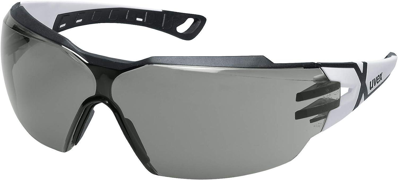 Uvex Pheos CX2 Retail Suprav - Gafas protectoras Excellence – tintado/blanco y negro