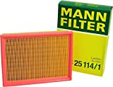 Mann-Filter C 25 114/1 Air Filter (Pack of 3)
