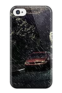 Iphone 4/4s Case Slim [ultra Fit] Manipulation Photography People Photography Protective Case Cover