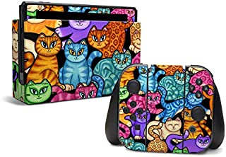 product image for Colorful Kittens - Decal Sticker Wrap - Compatible with Nintendo Switch