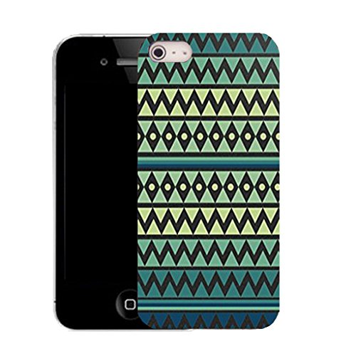 Mobile Case Mate IPhone 5S clip on Silicone Coque couverture case cover Pare-chocs + STYLET - ferocity pattern (SILICON)