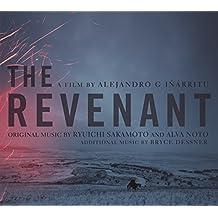 THE REVENANT ORIGINAL SOUNDTRACK(+bonus)(in digipak)