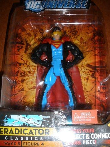 DC Universe Classics Series 5 Exclusive Action Figure Eradicator Build Metallo Piece!