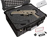 Case Club CZ Scorpion EVO 3 S1 Pistol & S2 Pre-Cut