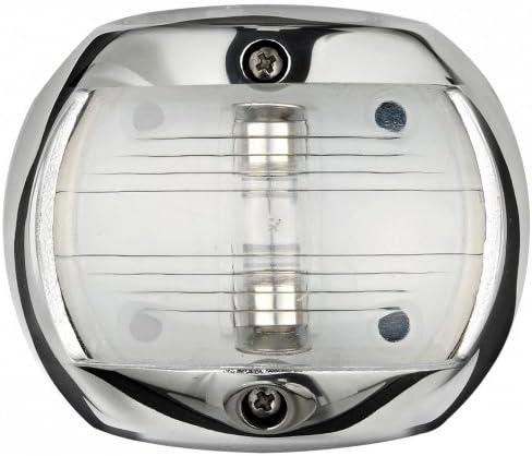 Osculati Compact 12 AISI 316//112.5/° red navigation light