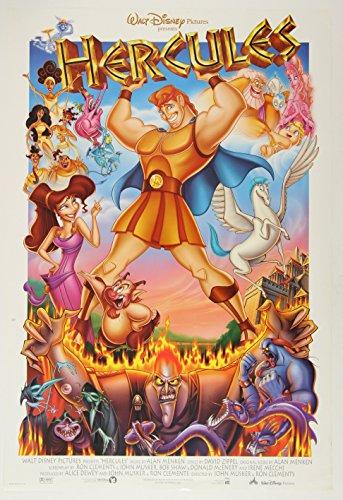 Posters USA - Disney Classics Hercules Poster GLOSSY FINISH
