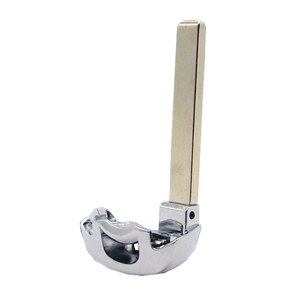 New Smart Key Replacement Uncut Emergency Blade Blank Key For Chevrolet ECS AMERICA