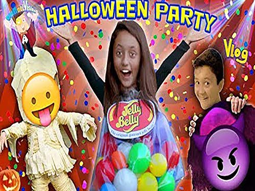 Kids Halloween Party With Costume Contest!