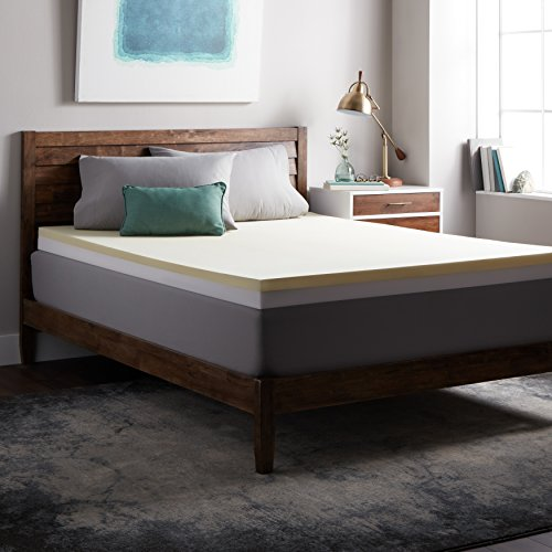 Select Luxury 4-inch Restore-a-Mattress Foam and Memory Foam Mattress Topper Full by Select Luxury