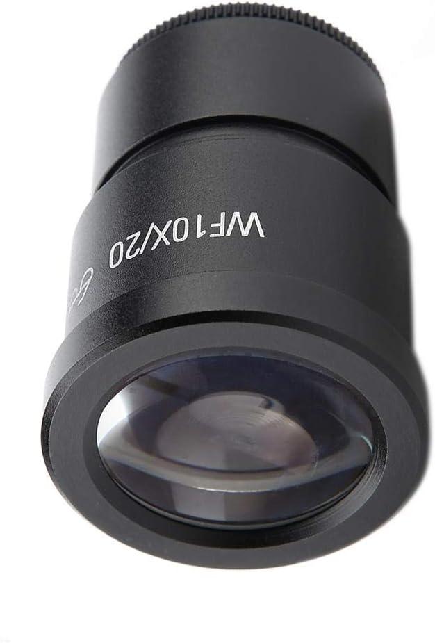 Pbzydu Wide-Field Stereo Eyepiece WF10X//20 Wide Field Stereo Microscope Eyepiece Mounting Size 30mm