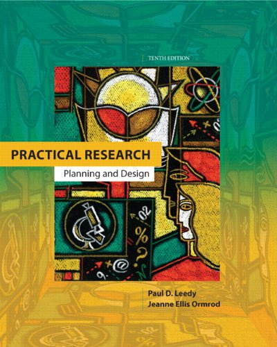 Practical Research: Planning and Design Plus MyEducationLab with Pearson eText -- Access Card Package (10th Edition)