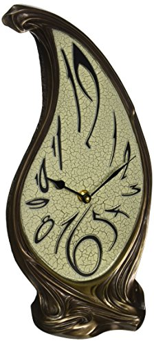 Design Toscano Teardrop Melting Clock
