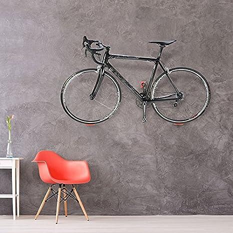 Cycloc Super Hero Indoor Bicycle Holder Montado en Pared Negro - Soporte de Bicicleta: Amazon.es: Deportes y aire libre