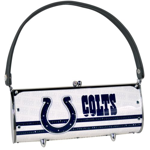 Indianapolis Colts FenderFlair Purse