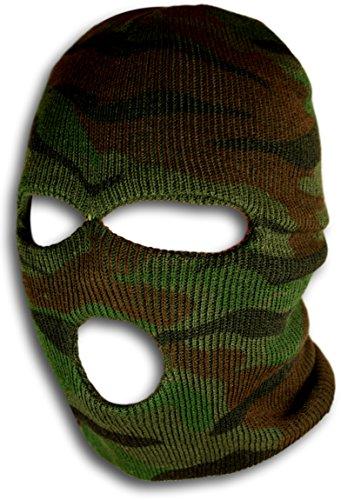 sk - Camouflage Gear by bogo Brands (Acrylic Ski Mask)