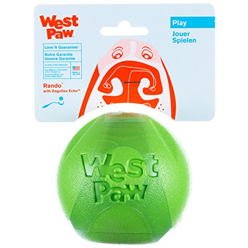 West Paw Rando Squeezy Dog Play Chew